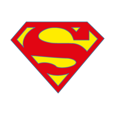 Superman fiction logo