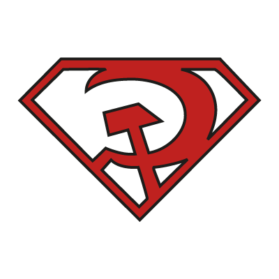 Superman Red Son vector logo