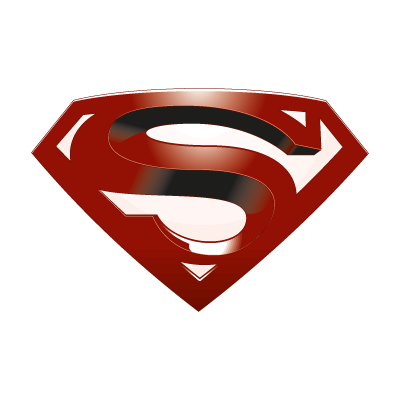 Superman return vector logo