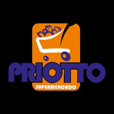 Supermercado priotto logo