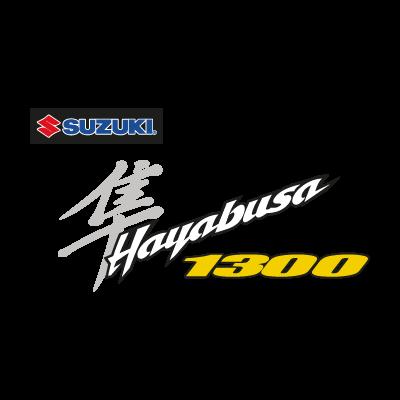 Suzuki Hayabusa 1300 vector logo