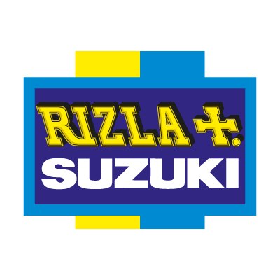 Suzuki Rizla vector logo