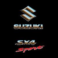 Suzuki SX4 Sport vector logo download free