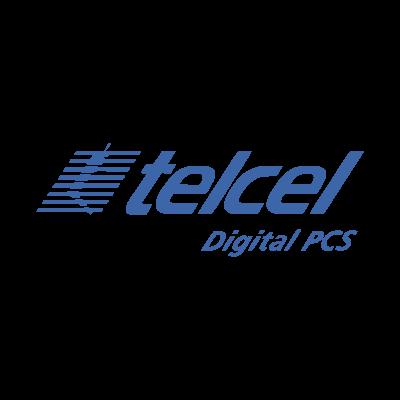Telcel Digital PCS vector logo