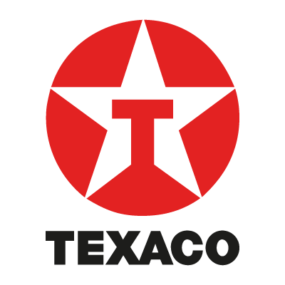 Texaco old vector logo