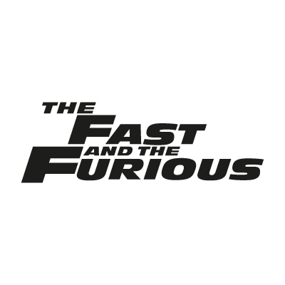 The Fast And The Furious vector logo