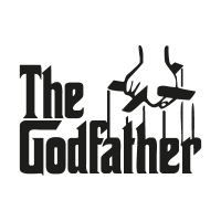 The Godfather vector logo download free