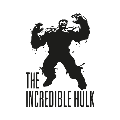 The Incredible Hulk vector logo