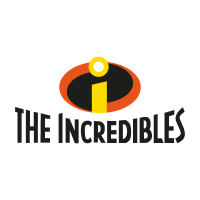 The Incredibles vector logo download free