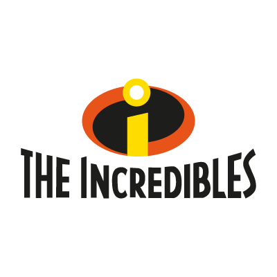 The Incredibles vector logo