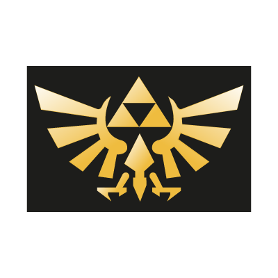 The Legend of Zelda Twilight Princess vector logo