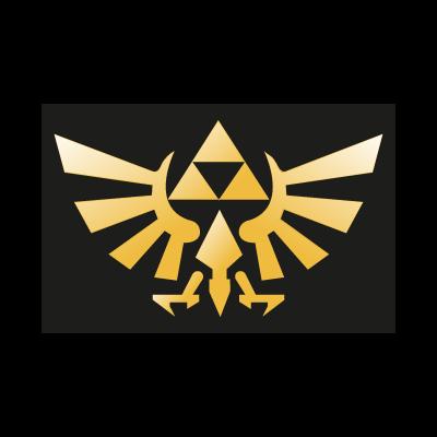 The Legend of Zelda Twilight Princess vector logo