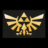 The Legend of Zelda vector logo download free