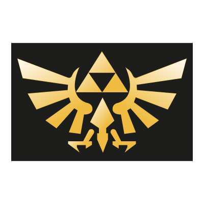 The Legend of Zelda vector logo