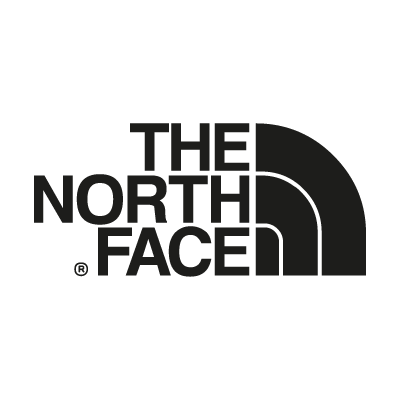 The North Face (.EPS) vector logo