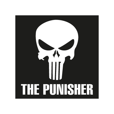 The Puniher vector logo