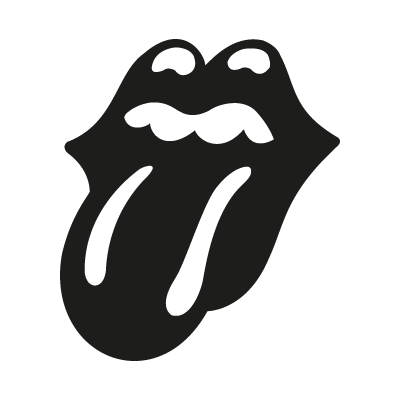 The Rolling Stones vector logo