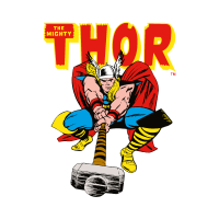 Thor Comics vector download free