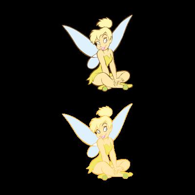 Tinkerbell Disney logo