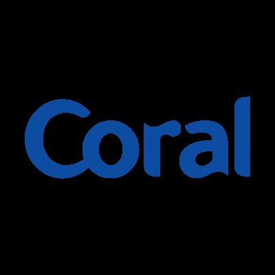 Tintas Coral vector logo