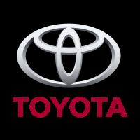 Toyota auto vector logo