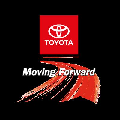 Toyota Moving Foward logo