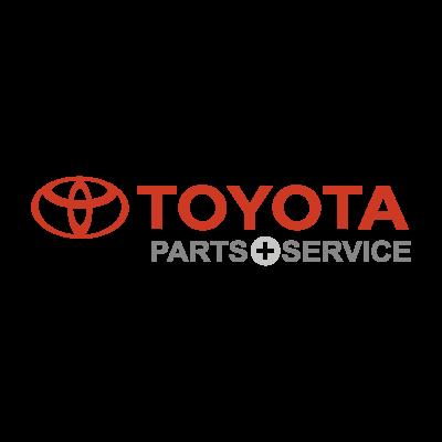 Toyota Parts & Service logo