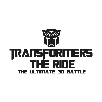 Transformers The Ride logo
