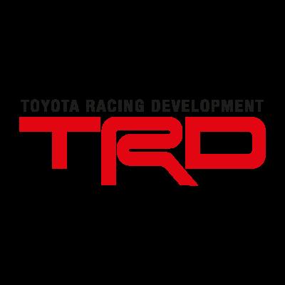 TRD auto vector logo