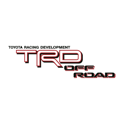 TRD Off Road vector logo