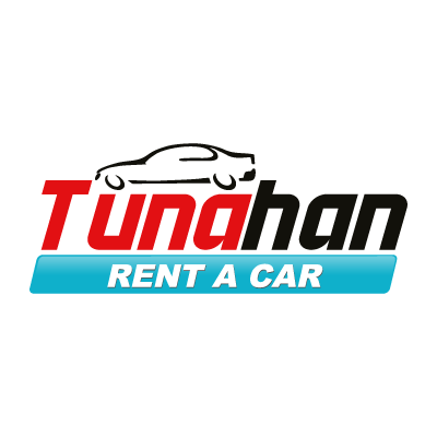 Tunahan Rent A Car vector logo