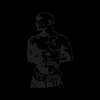 Tupac Shakur vector