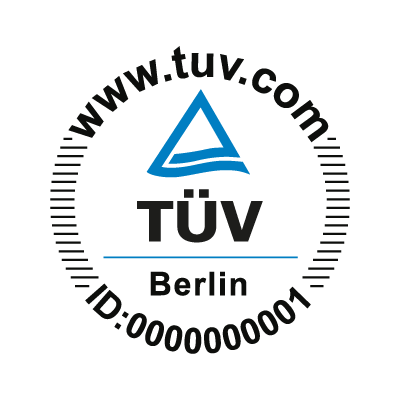TUV Berlin logo