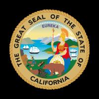 Seal of California vector logo free download
