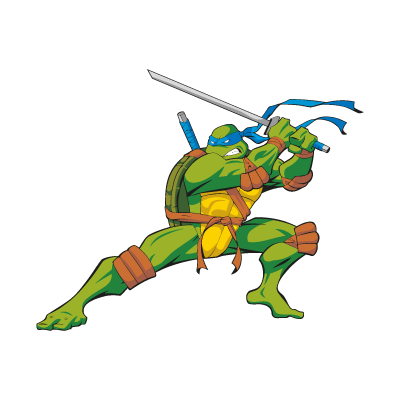 Teenage Mutant Ninja Turtles (TMNT) vector
