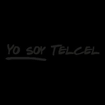 Telcel yo soy vector logo