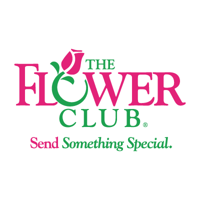 The Flower Club vector logo
