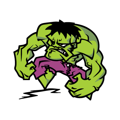 The Hulk logo