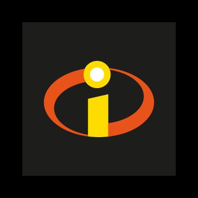 The Incredibles (movies) vector logo