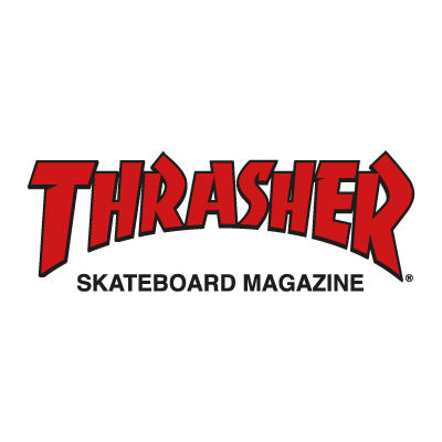 Thrasher Magazine vector logo