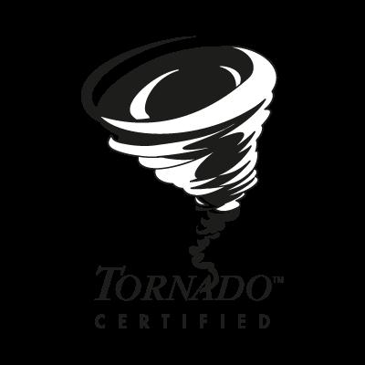 Tornado Certified vector logo