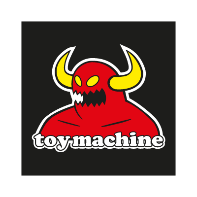 Toy Machine vector