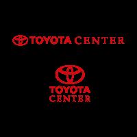 Toyota Center vector logo free download