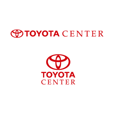 Toyota Center vector logo