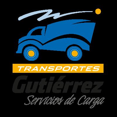 Transportes Gutierrez vector logo
