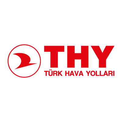 Turkish Airlines (THY) logo