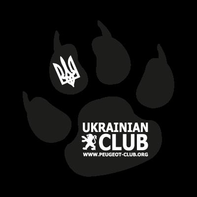 Ukrauian Peugeot club logo