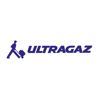 Ultragaz (.EPS) vector logo