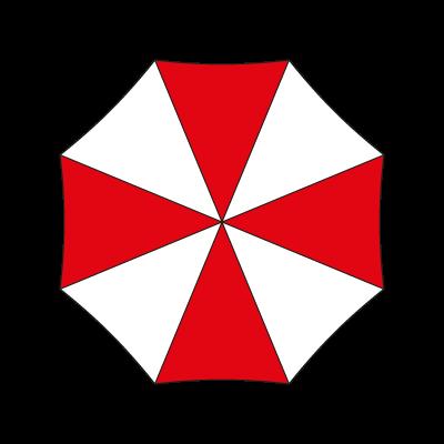 Umbrella Corporation vector logo