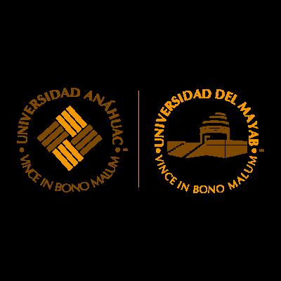 Universidad Anahuac del Mayab vector logo